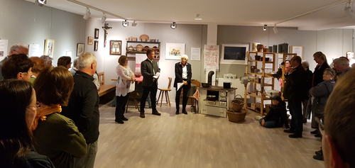 Eröffnungsrede von Bürgermeister Peter Felbermeier